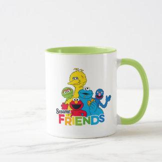 Sesame Street | Sesame Friends Mug