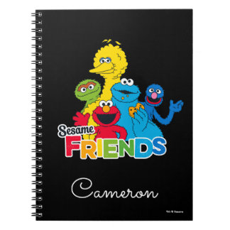 Sesame Street | Sesame Friends Notebook
