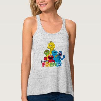 Sesame Street | Sesame Friends Tank Top