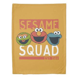 Sesame Street - Sesame Squad Duvet Cover