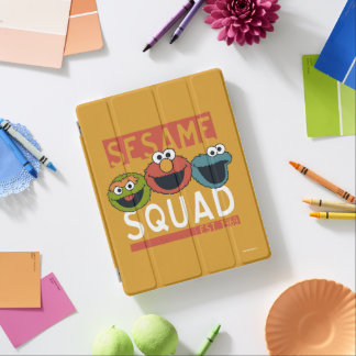 Sesame Street - Sesame Squad iPad Cover