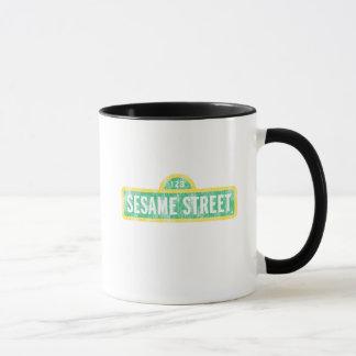 Sesame Street Sign Mug