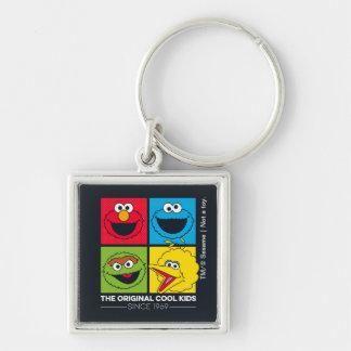 Sesame Street | The Original Cool Kids Keychain