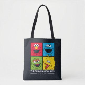 Sesame Street   The Original Cool Kids Tote Bag