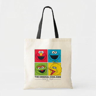 Sesame Street | The Original Cool Kids Tote Bag
