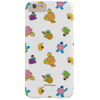 Sesame Street Tropical Pattern Barely There iPhone 6 Plus Case