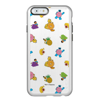Sesame Street Tropical Pattern Incipio Feather® Shine iPhone 6 Case
