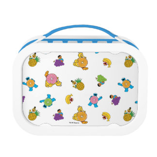 Sesame Street Tropical Pattern Lunch Box