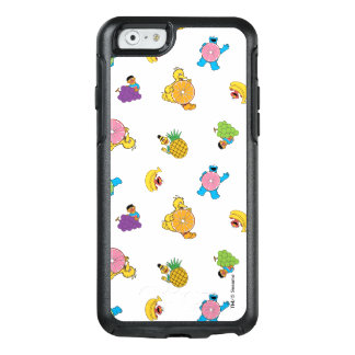 Sesame Street Tropical Pattern OtterBox iPhone 6/6s Case