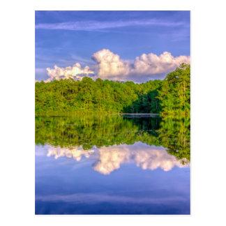 Sesqui Lake Postcard