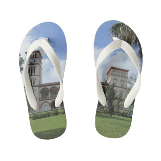 Sessions House Kid's Flip Flops