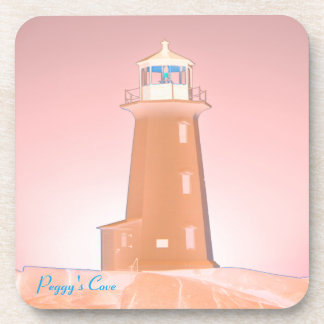Set Of 6 Lighthouse Route Drink Coasters