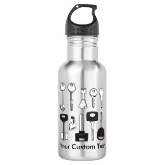 Set of Keys 532 Ml Water Bottle