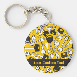 Set of Keys Background Keychain