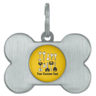 Set of Keys Pet ID Tag