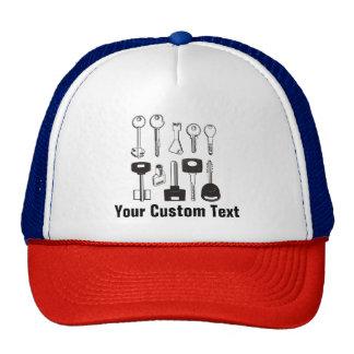 Set of Keys Trucker Hat