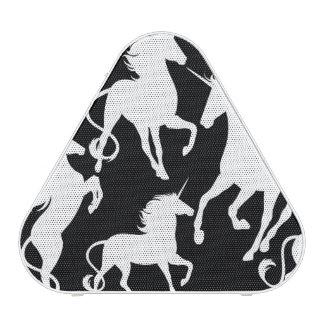 set of unicorns bluetooth speaker