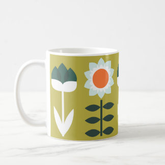 Set Sun Olive Coffee Mug