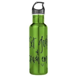 Set Your Goals 710 Ml Water Bottle