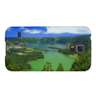 Sete Cidades lakes Case For Galaxy S5