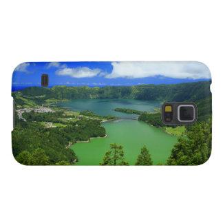 Sete Cidades lakes Galaxy S5 Cover