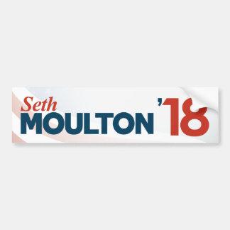 Seth Moulton Bumper Sticker
