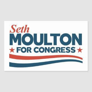Seth Moulton Sticker