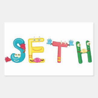 Seth Sticker