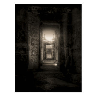 Seti I Temple Abydos 2 Postcard