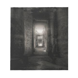 Seti I Temple Abydos Notepad