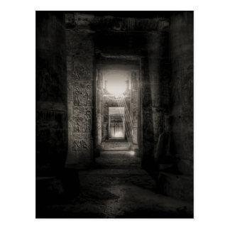 Seti I Temple Abydos Postcard