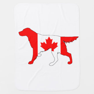 Setter Canada Swaddle Blankets