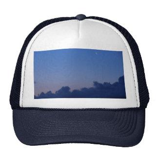 Setting Moon at Sunrise Trucker Hat