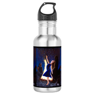 Setting on Fire 532 Ml Water Bottle