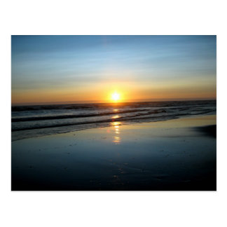 Setting Sun Postcard