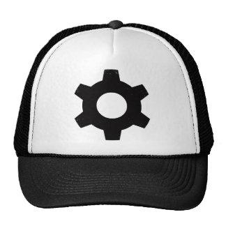 Settings Icon Trucker Hat