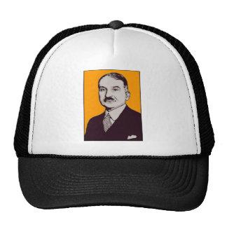 settings trucker hat
