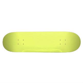 Seulement arrière - plan de couleur solide de cool planches à roulettes