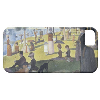 Seurat iPhone 5 Cover