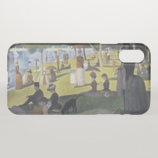 Seurat iPhone X Case