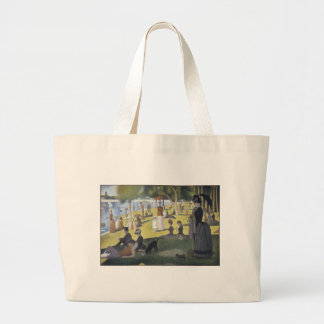 Seurat Large Tote Bag