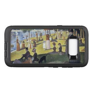 Seurat OtterBox Defender Samsung Galaxy S8+ Case