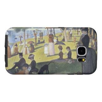 Seurat Samsung Galaxy S6 Cases