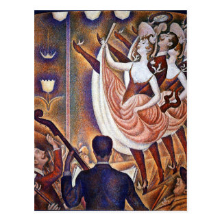 Seurat: The Great Appearance Postcard