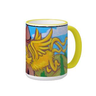 seusslike fling bird mugs