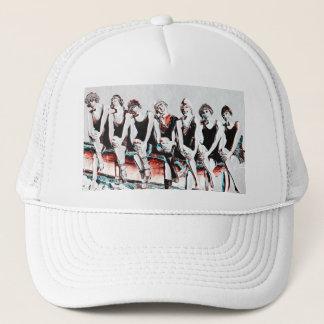 Seven Bathing Beauty Pals Trucker Hat