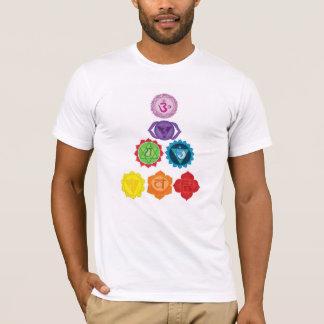 Seven Chakras Men's T-Shirt