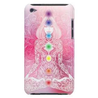 Seven Chakras Pink Lady Case-Mate iPod Touch Case