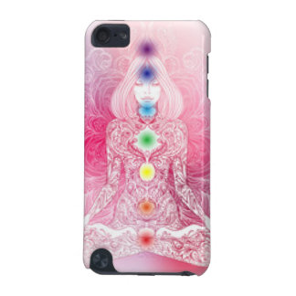 Seven Chakras Pink Lady iPod Touch (5th Generation) Case