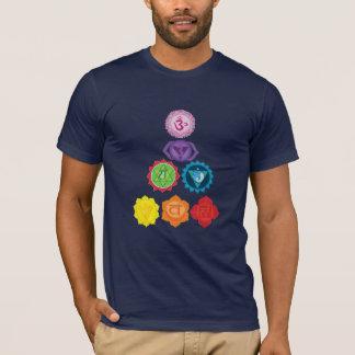 Seven Chakras T-Shirt